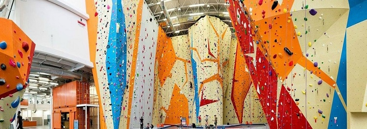Craggy Island Guildford >> Rock Climbing in Guildford