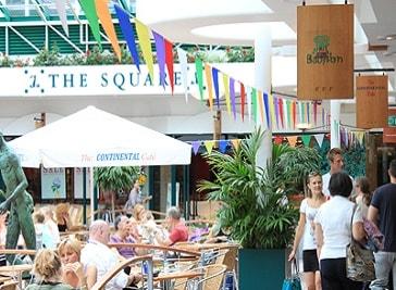 Tunsgate Square